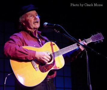 Photo of Tom Paxton