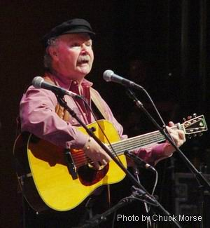 Photo of the Tom Paxton