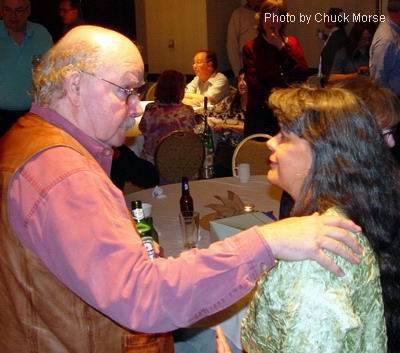 Photo of Tom Paxton & Anne Hills